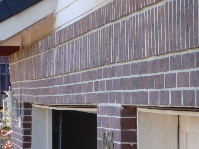 Exteriors for Building a brick garage